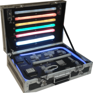 RGB Neon Flex sample case