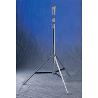 Doughty G2031 PEE WEE STAND (DOUBLE RISER) Chrome