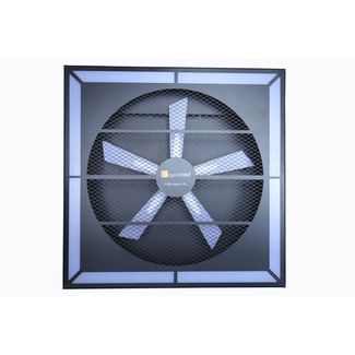 SquareLED FAN-tastic XL MK2 with 8 individual controllable segments