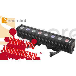 SquareLED Spirit 4in1 Akku+Wireless LED BAR IP65