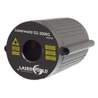 Laserworld GS-200RG move