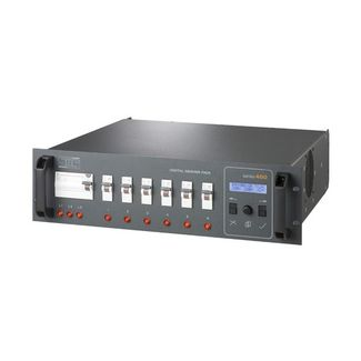 SRS DDP6025B-8 6x25A, main switch, DMX 3+5 pin,