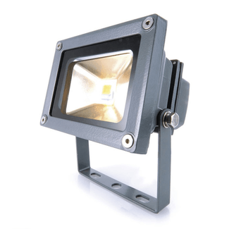 SquareLED LED Power Flood 10 Warm White IP65