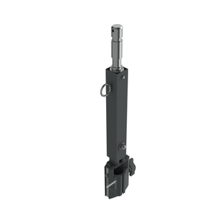 LTH PRO.fessional Telescopic drop arm adj.44/65cm