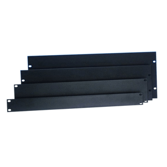 Adam Hall 8722 Aluminum Rack Panel 2U Rack Pan