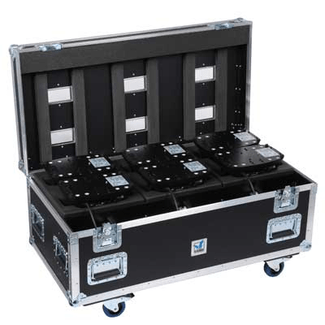 JB Lighting Case for 6 x JBLed A7/A4/Sparx7
