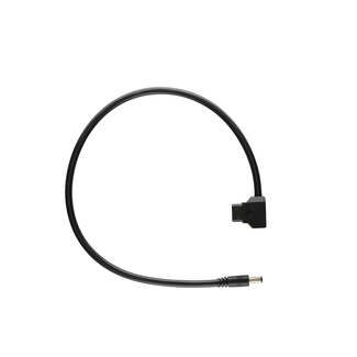 LUPO 2-Pin D-TAP POWER CABLE (connect V-Mount battery to LUPOLED/ACTIONPANEL)