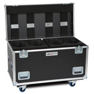 JB-Lighting 4-unit Case for Varyscan P4/P7