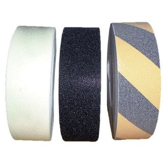 SquareTAPE Safety Tape black 50mm / 18m