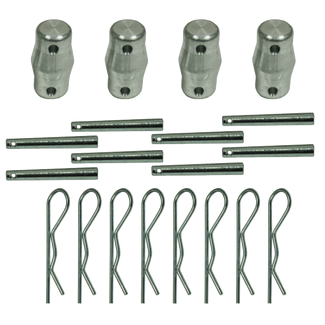 HOFKON 180-4 HD Conical Connector Set