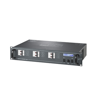 SRS DDP616-8 6x16A dimmer s400, DMX 3+5pin, Analog