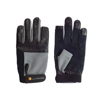 SquareGLOVES  roadie-glove size S black
