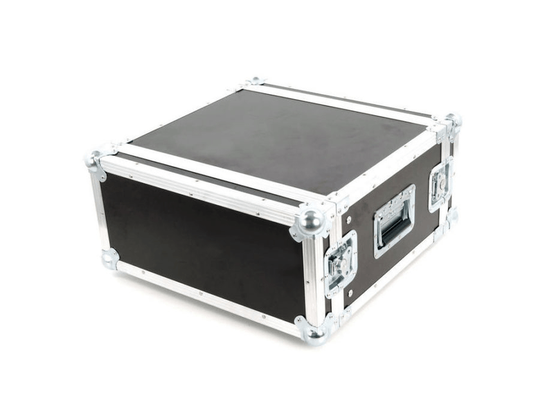 LTH PRO.fessional 8U 19″ Rack – SHOCK MOUNT double