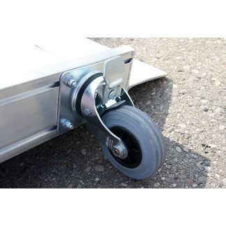 LTH PRO.fessional set of wheels for loading bridge