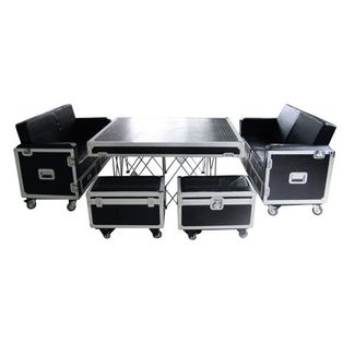 LTH PRO.fessional VIP Touring-room suite - Set