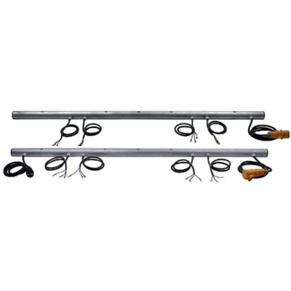 ACL-Bar SET 1,0m  for 8x PAR 36 ACL lamps, L 1,0m