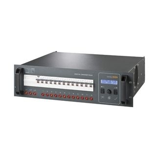 SRS DDPD1216X-8 12x13A dimmer s400, DMX 3+5pin