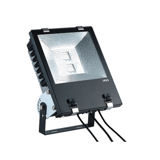 SquareLED LED Power Flood 120W RGB IP65 DMX contro