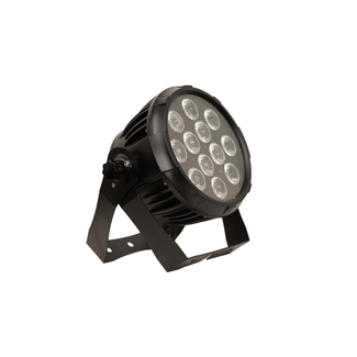SquareLED Silence 12x12Watt RGBWA LED PAR  35°