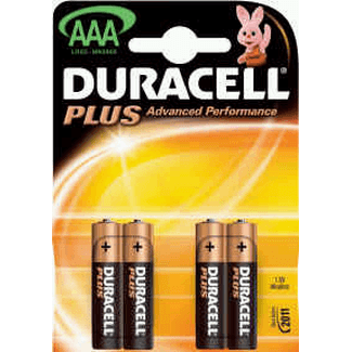 DURACELL MN2400 Procell 1,5V AAA Micro  VPE 10