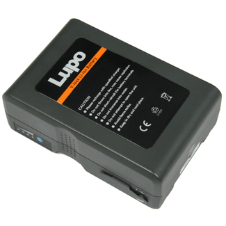 LUPO SPECIAL V-MOUNT BATTERY FOR SUPERPANEL