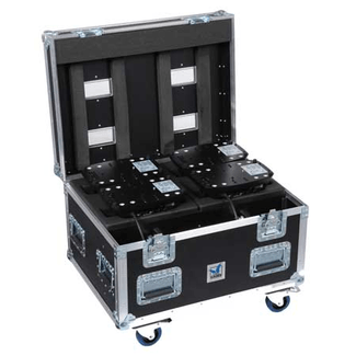 JB Lighting Case for 4 x JBLedSparx 10