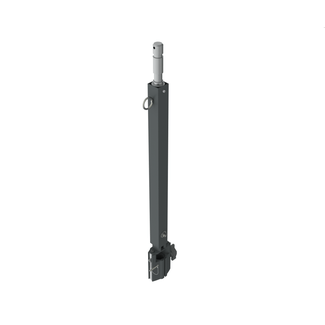 LTH PRO.fessional Telescopic drop arm 73cm up to 123cm