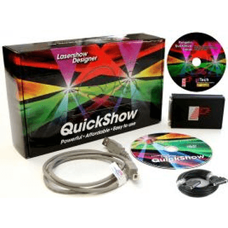 Pangolin Laser QuickShow 2.8 Software