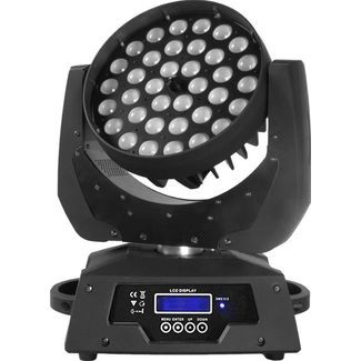SquareLED Rockin` 36x12W 4in1 Led Zoom Moving Head