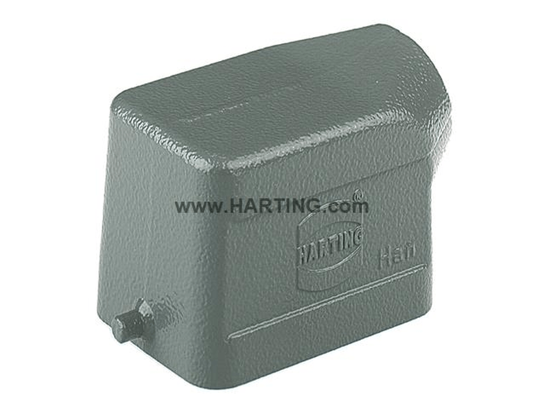 HARTING HAN 6B-GS-13.5 SIDE METAL HOOD Heavy Duty Power Connectors