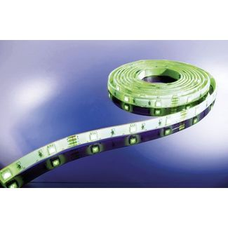 KAPEGO LED Stripe green 5m 12V IP55 150 LEDs