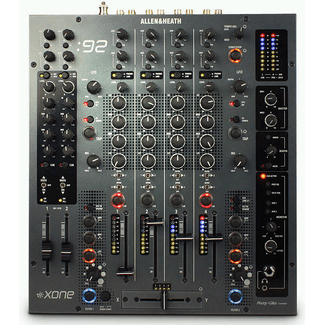 XONE-92 8 IN 2 CLUB & DJ MIXER with Fader