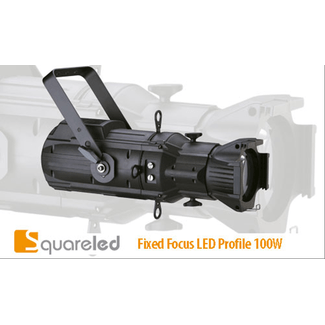 SquareLED Fixed Focus LED Profile 100W 26° 5600K