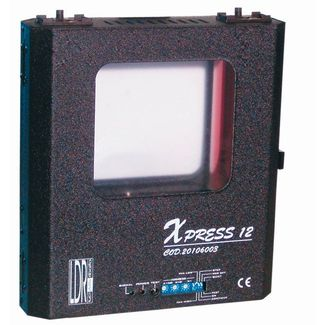 LDR XPress 12 DC colour changer with mounting plat