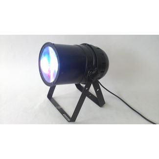 Led Beam Par 64 1x60W TriColor Led.Beam 10°