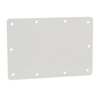 Adam Hall 3407 hinged handle reinforcement plate f