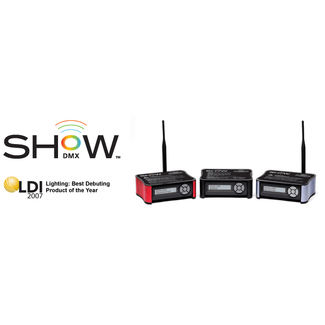 City Theatrical Show DMX Receiver (CE)
