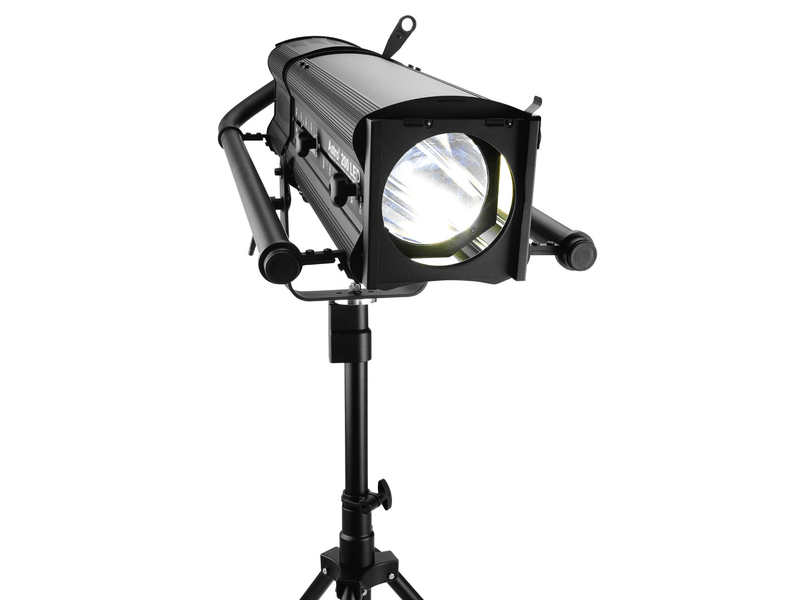 LDR Astro 250C plus 5600K, 230W, schwarz LED Followspot DMX512 + RDM
