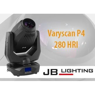 JB Lighting Varyscan P4 280 HRI