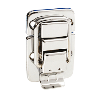 Adam Hall 1600 Central locking chrome plated