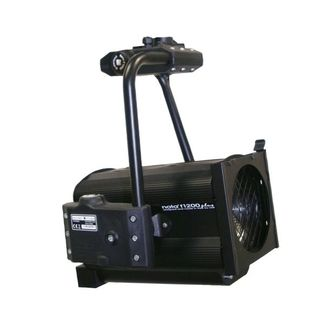 LDR Nota f 1000 / 1200 W plus MOTORIZED schwarz