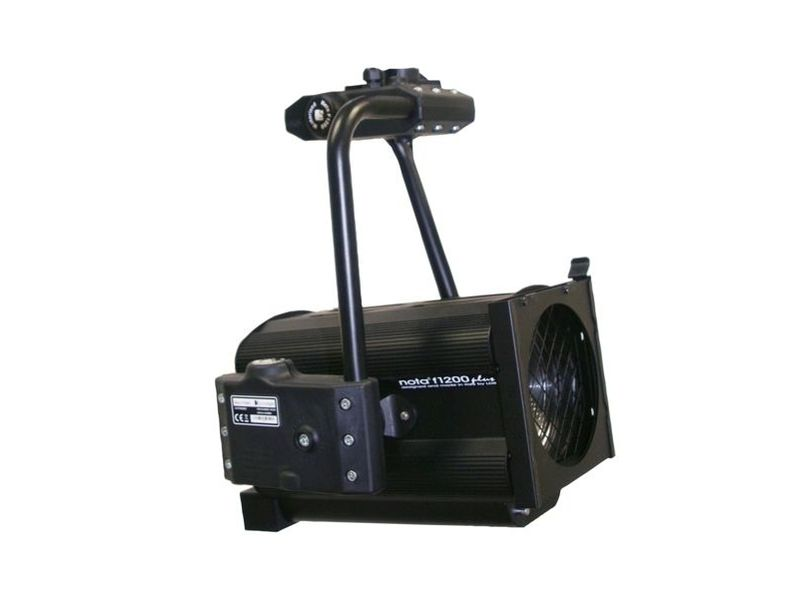 LDR Nota f 1000 / 1200 W plus MOTORIZED black