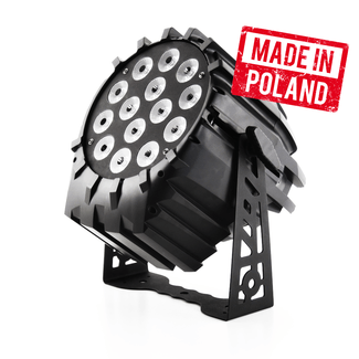 LTH PRO.fessional LED PAR 14x10W RGBW 4in1 2 Secti