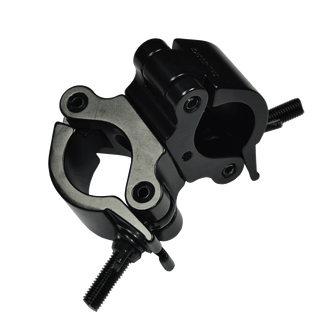 Swivel coupler - HOF SC 500 kg 90ø fixed black