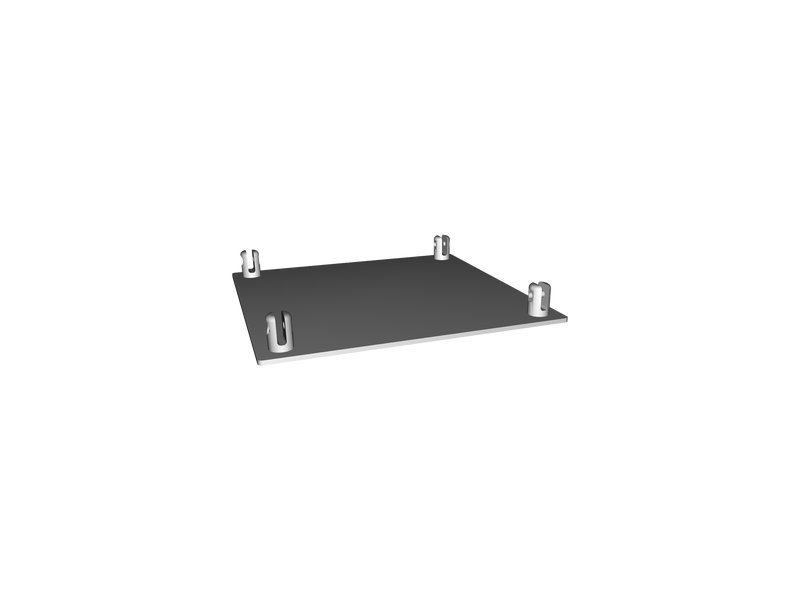 HOFKON 620-4 baseplate female (steel)