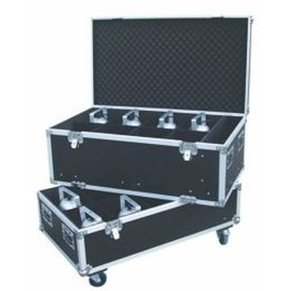 Case for 16x LED Par 56 and 64 short / Studiopar