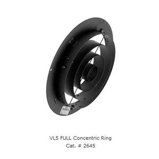 City Theatrical VL5/VL500 FULL CONCENTRIC RING