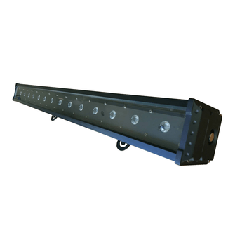 SquareLED In2light Bi-Angle 45° + 8° RGBW LED Bar 14x10W IP65