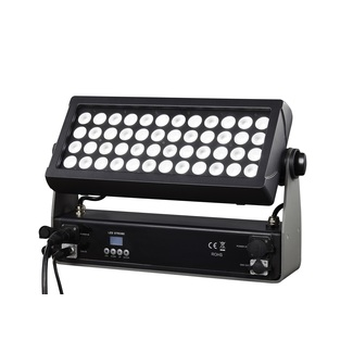 SquareLED Blade 5 Quadcolor 48 x 10 Watt 35° RGBW IP65 Floodlight