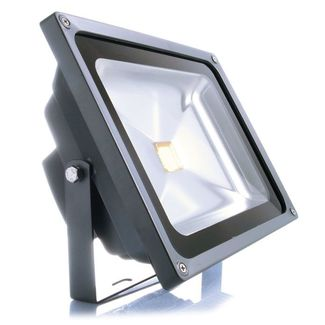 SquareLED LED Power Flood 30 Warm White IP65